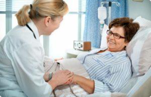 хоспис, реабилитация после инсульта, профилактика пневмонии