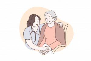 болезнь Альцгеймера, болезнь Паркинсона, пневмония, рак