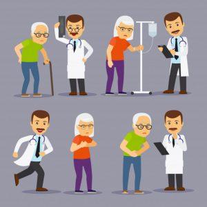 дом престарелых, реабилитация после инфаркта, услуги медсестры