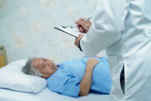 уход за хирургическими больными, дом престарелых, хоспис